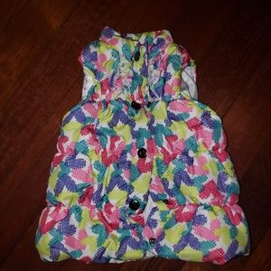 Toddlee Girl's Winter Vest